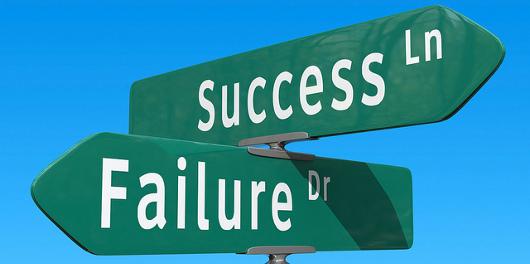 株で成功する人、失敗する人